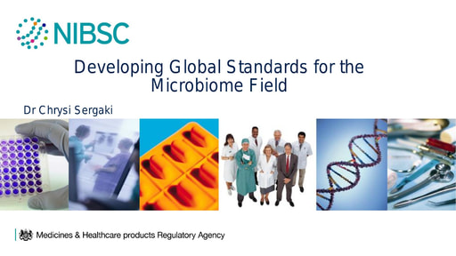 Chrysi Sergaki_Developing Global Standards for the Microbiome Field